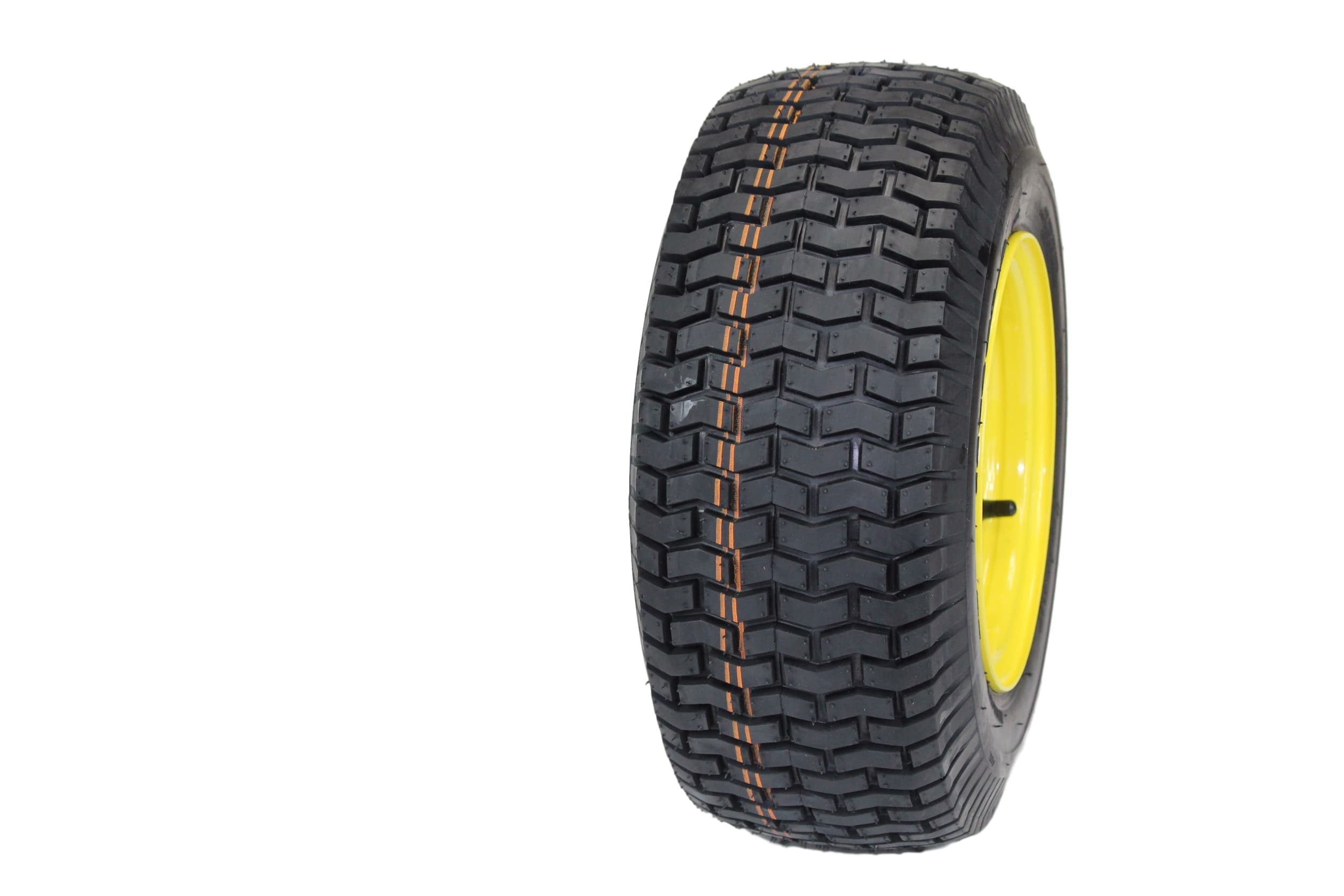 16x6.50-8 Tires /& Wheels 4 Ply for Lawn /& Garden Mower Turf Tires ... Set of 2