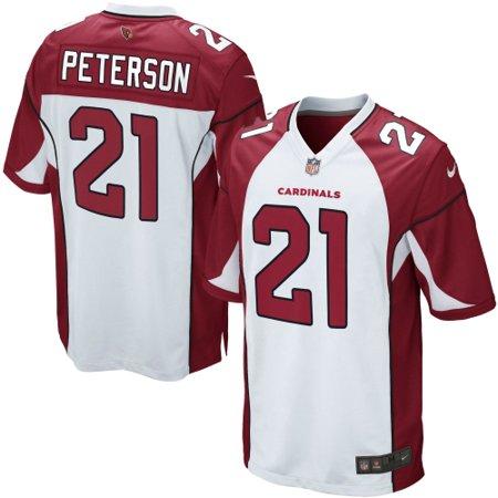 Patrick Peterson Arizona Cardinals Nike Game Football Jersey - White