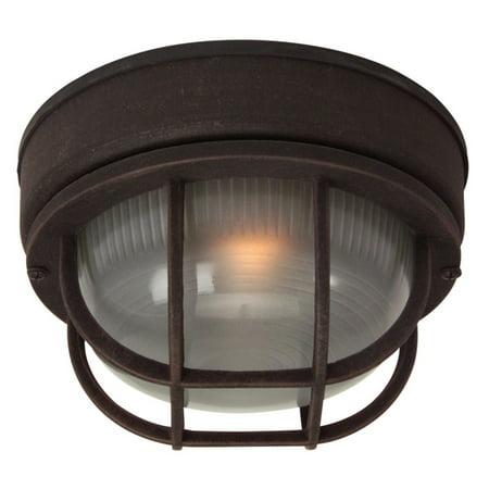 Craftmade Bulkhead Z394 Outdoor Flush Mount Light