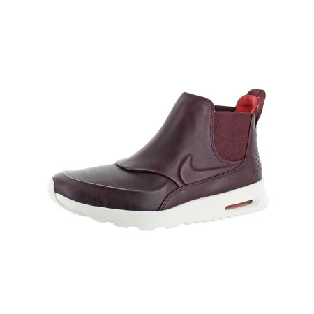 the best attitude f86cd 7a4a2 Nike Womens Air Max Thea Mid Running Mid Top Athletic Shoes - Walmart.com
