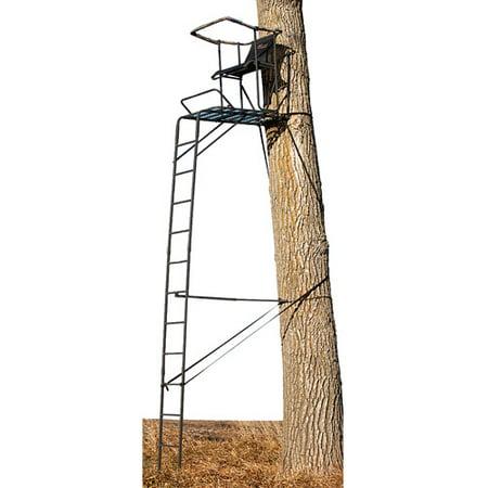big game maxim ladder stand cr4301 s. Black Bedroom Furniture Sets. Home Design Ideas