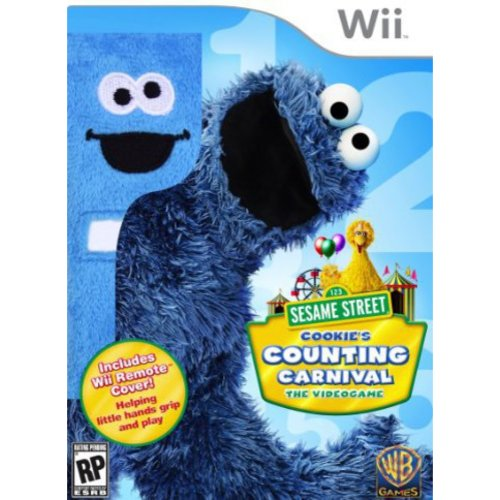 Sesame Street: Cookie's Counting Carnival (Wii)