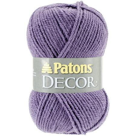 Spinrite 244087-87323 Decor Yarn-Plum