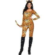 Leg Avenue Women's Wild Tiger Sexy Catsuit Costume