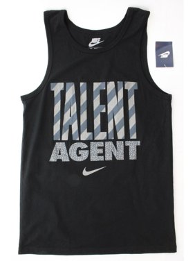 Nike Mens Regular Fit Talent Agent Sleeveless Tank Top Athletic T Shirt  611964