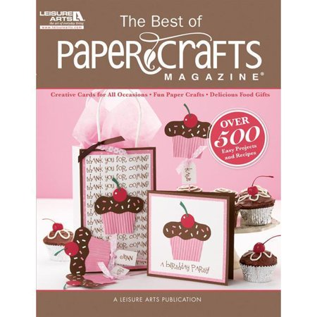 Leisure Arts-Best Of Paper Crafts Magazine, Pk 1, Leisure Arts