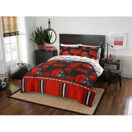 NFL Cleveland Browns Bed In Bag Set