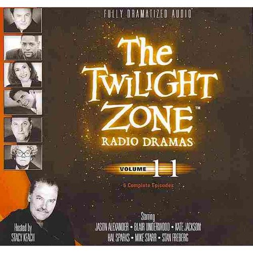 The Twilight Zone Radio Dramas: Library Edition