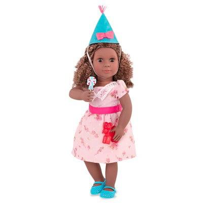 Our Generation Retro Outfit - Happy - Retro Happy Birthday