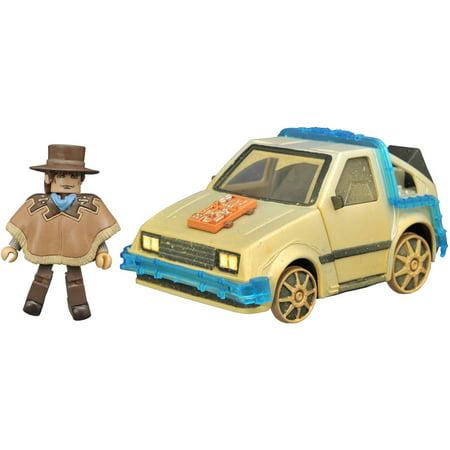 Diamond Select Toys Back to the future Minimates Rail Ready Time - Back To The Future Nike