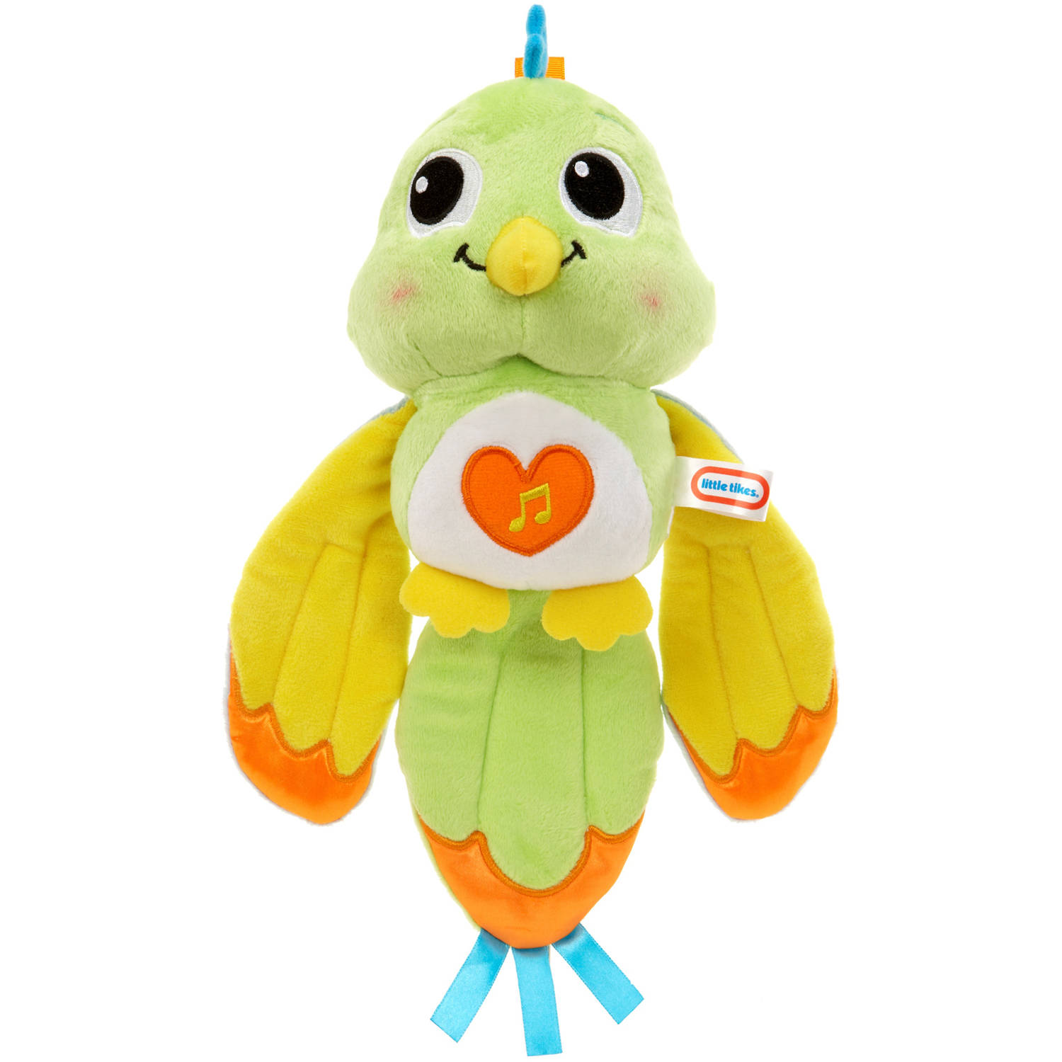 Little Tikes Lullaby Lovebird-Green by Little Tikes