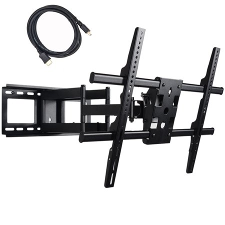 VideoSecu Full Motion TV Wall Mount for LED Plasma Panasonic VIERA TC-P42S1 TC-P46C2 TC-P50X1 TC-P50S1 TC-P58S1 HDTV