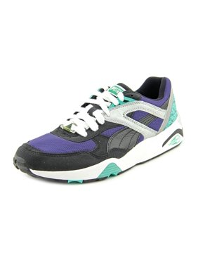 Product Image Men s Trinomic R698 Trinomic Black Pool Blue Peacoat  35783703. PUMA 86b29486d9a
