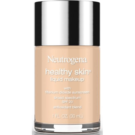 4 Pack - Neutrogena Healthy Skin Liquid Makeup SPF 20, Fresh Beige [70], 1 oz