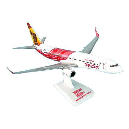 Hogan Air India Express 737 Model Airplane
