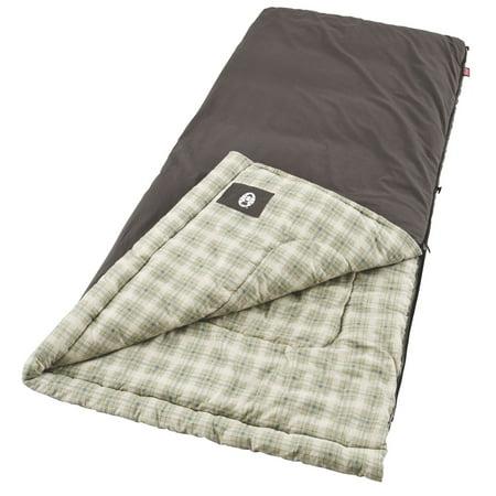 Coleman Big & Tall 0°F Heritage Sleeping Bag for
