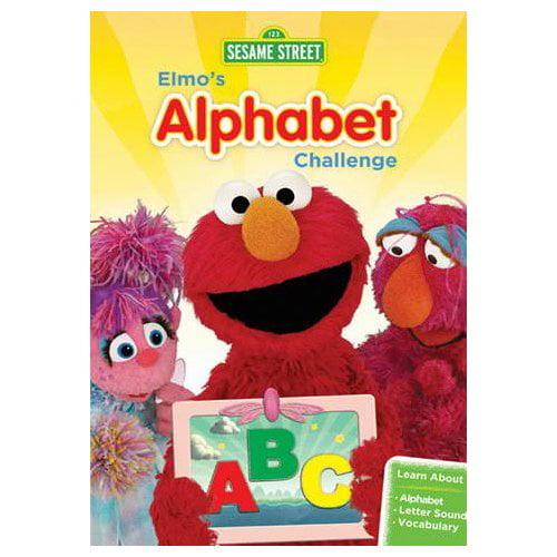 Sesame Street: Elmo's Alphabet Challenge (2012)