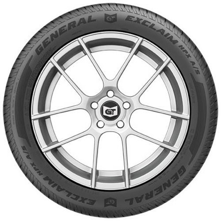 General Exclaim HPX A/S 215/45R17 91W XL