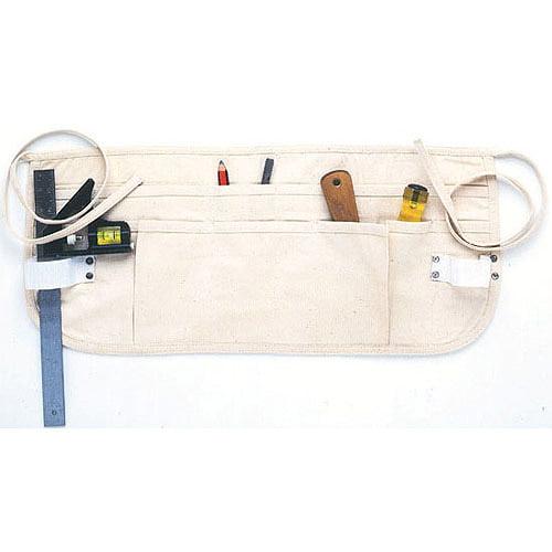 Custom Leathercraft C14 10-Pocket Canvas Waist Apron