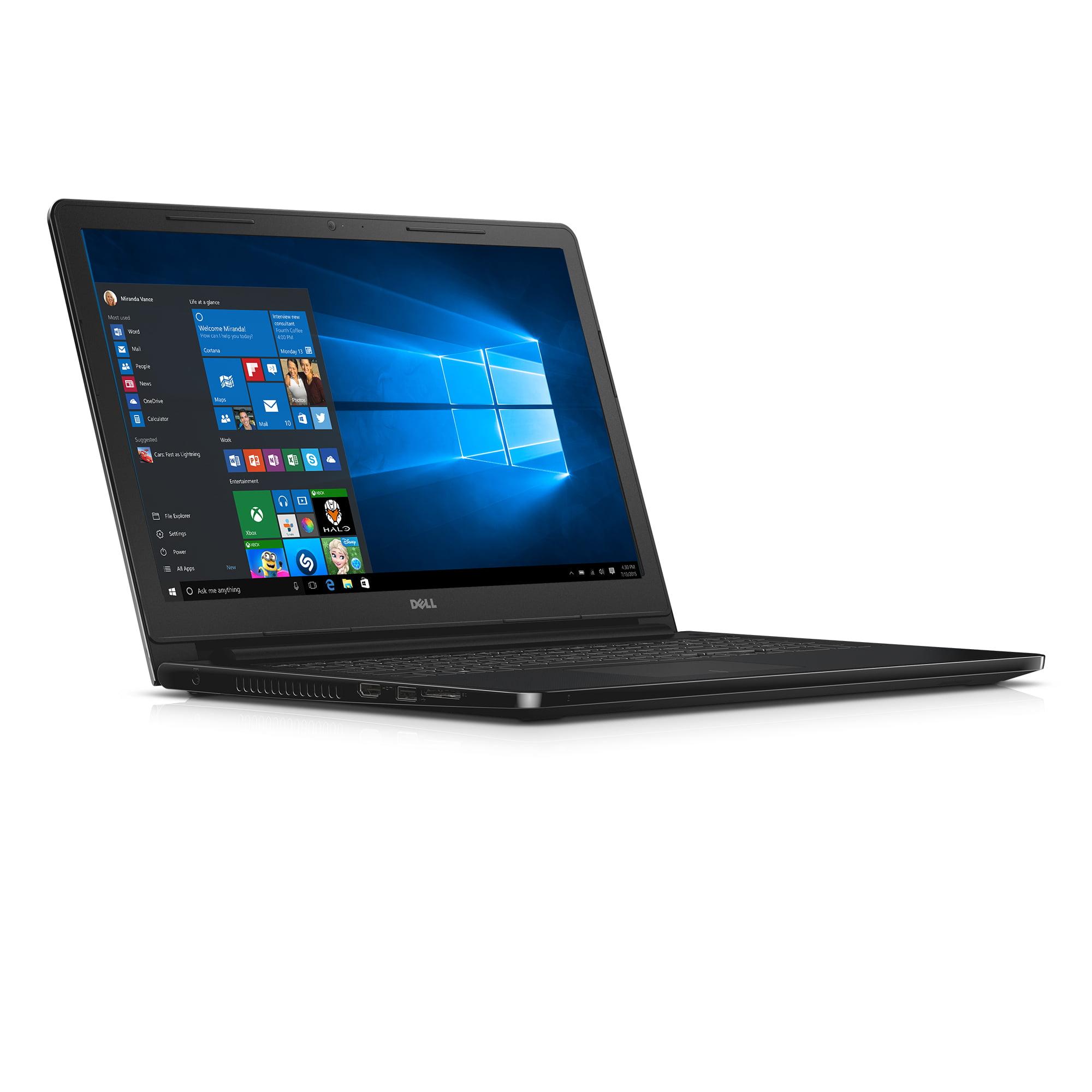 Dell Inspiron 15 3000 156 Inch Hd Intel Celeron Processor N3060 3576 4gb 1600mhz Ddr 500gb 5400 Rpm Hdd