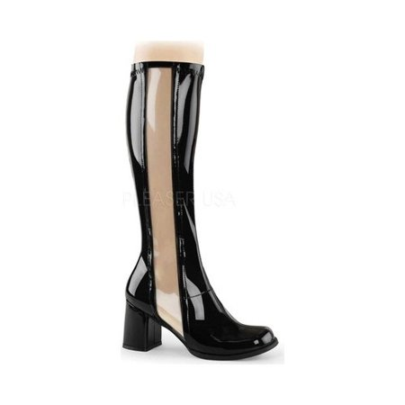 Women's Funtasma Gogo 303 Knee High Boot](Funtasma Victorian Boots)