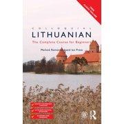 Colloquial Lithuanian - eBook