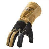 212 Performance ARCTIG-08-008 ARC Premium TIG Welding Gloves, Small