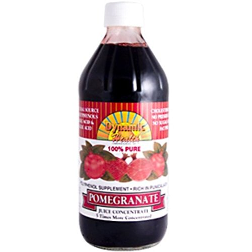 Dynamic Health Pomegranate Juice Concentrate, 16 oz