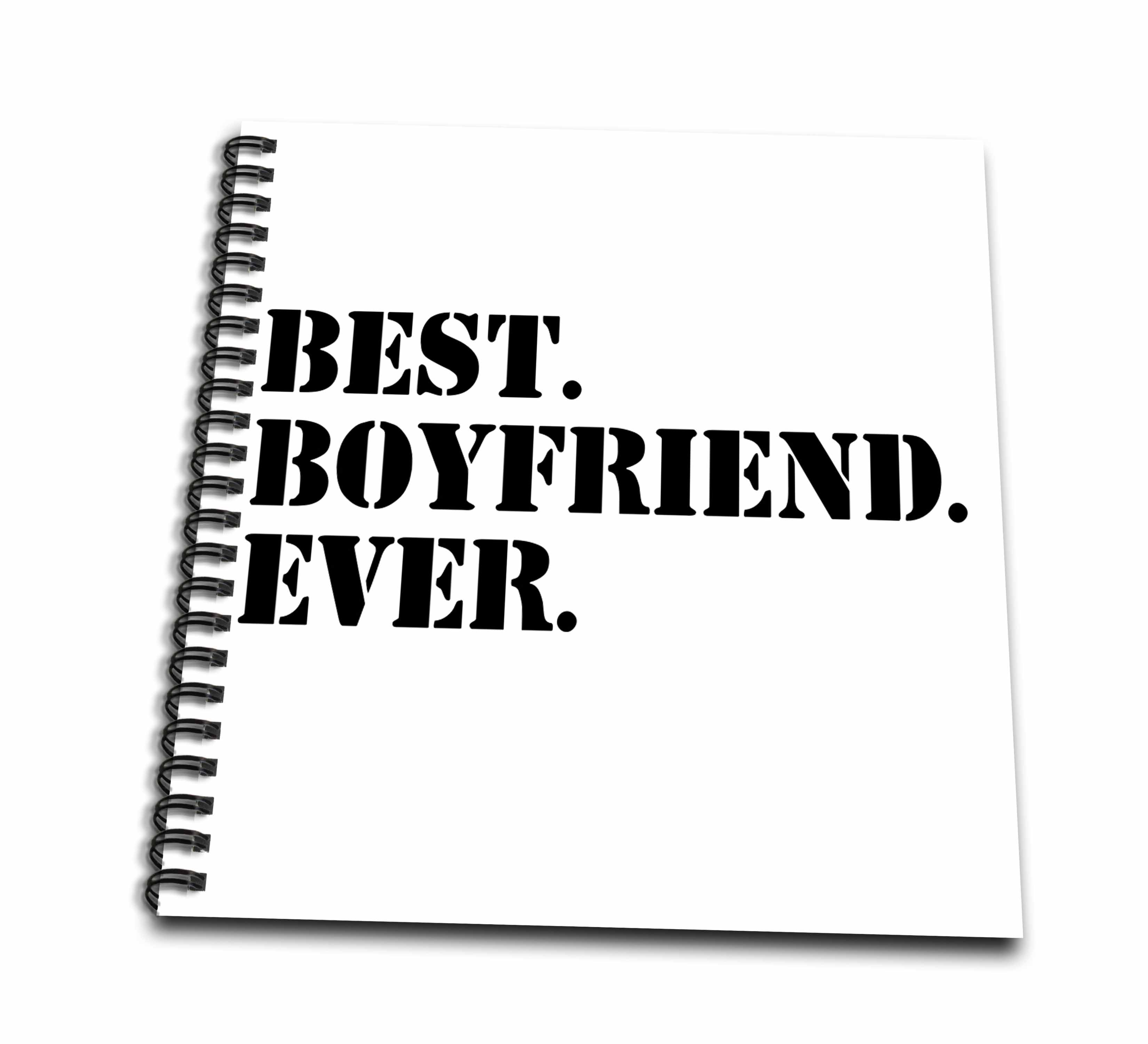 3drose Best Boyfriend Ever Fun Romantic Love And Dating Gifts For