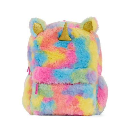 Wonder Nation Colorful Unicorn Backpack