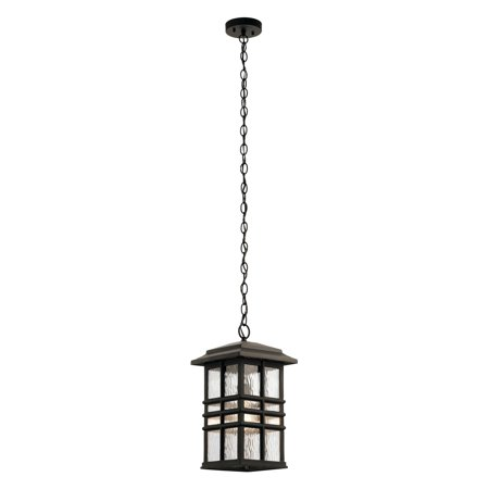 Kichler Beacon Square Outdoor Pendant Light