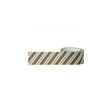 Wide Gold Stripe Washi Tape - Little B