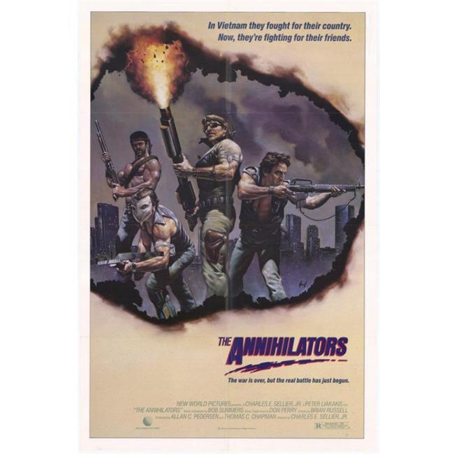 Posterazzi MOVAG1885 The Annihilators Movie Poster - 27 x 40 in. - image 1 de 1