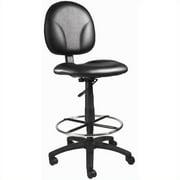 Boss Office Products Ergonomic Kneeling Stool Black
