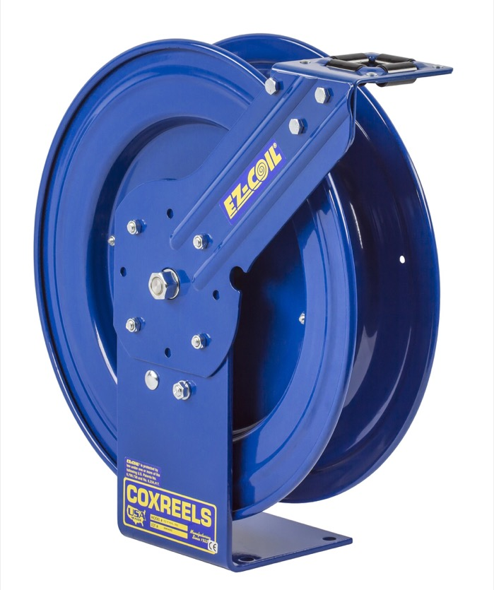 COXREELS EZ-P-BLL-350 Safety System Spring Driven Breathing Air Hose Reel 300PSI by Coxreels