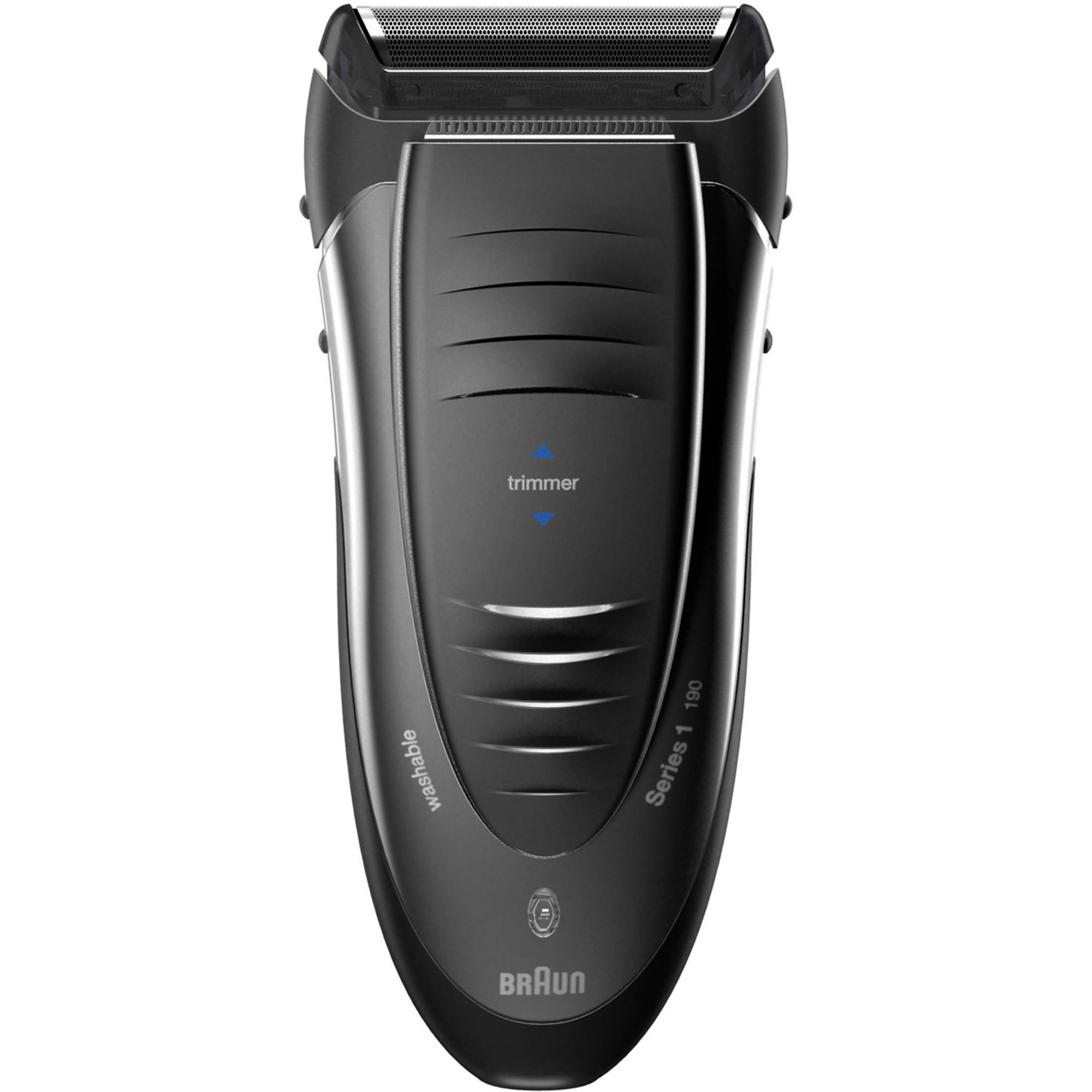 Máquina De Afeitar Braun afeitadora de Smart Control 190 + Braun en Veo y Compro
