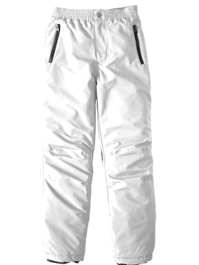 Iceburg Girls Pull-On Insulated Snow Pants