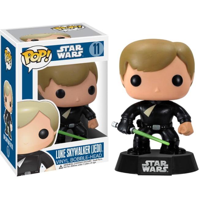 Funko POP Star Wars Luke Skywalker Jedi Blue Box Vaulted by Funko, LLC