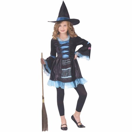 Victorian Witch Child Halloween Costume](Victorian Halloween)