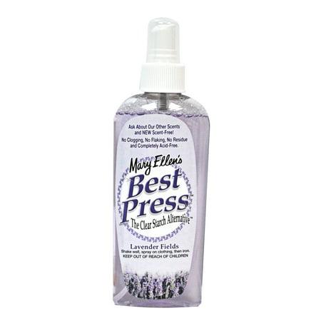 Best Press Clear Starch Alternative Lavender (Best Rodan Fields Products)