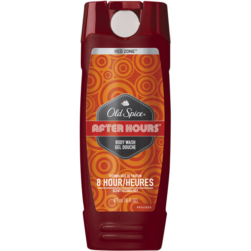 Old Spice Red Zone After Hours Bodywash, 16 fl oz