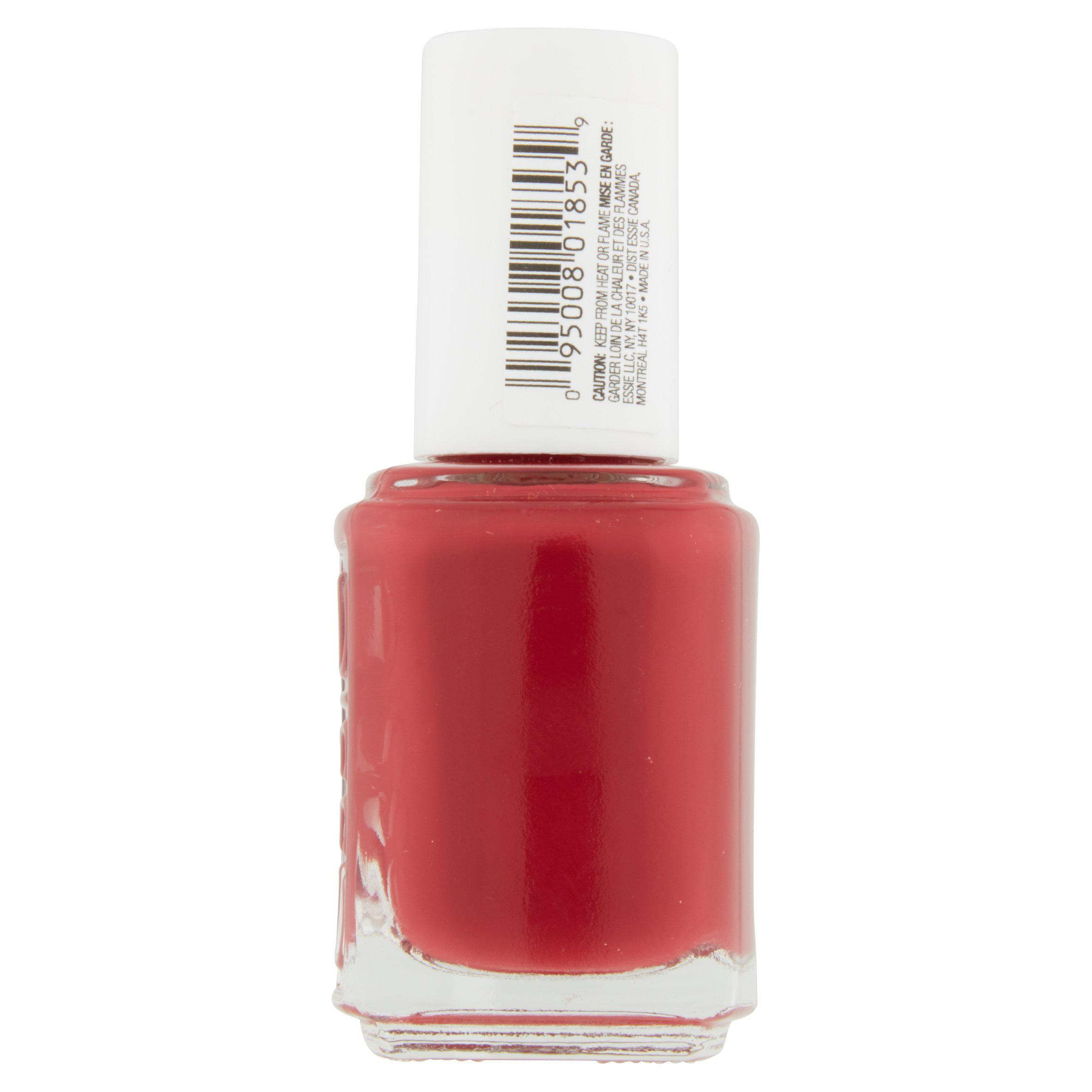 Essie Nail Polish (Reds) With The Band, 0.46 fl oz - Walmart.com
