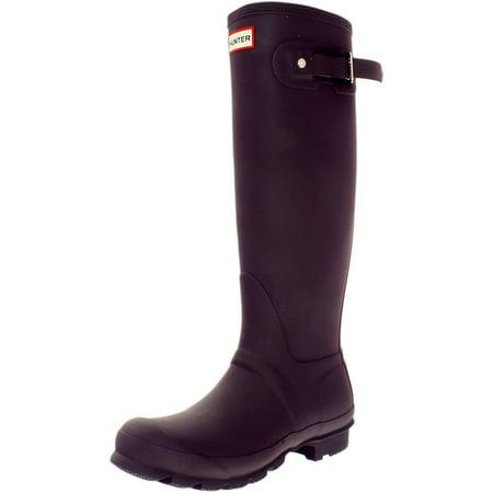 Women's Original Tall Knee-High Rubber Rain Boot