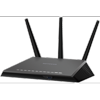 NETGEAR R7000P-100NAR (R7000-100NAS) Nighthawk AC2300 Dual Band Smart WiFi Router, Gigabit Ethernet, MU-MIMO, Compatible with Amazon Echo/Alexa (Certified Refurbished) The NETGEAR Nighthawk AC2300 Smart WiFi Router provides up to 1625600 Mbps WiFi and MU-MIMO for lag-free gaming, better video streaming and multiple mobile devices. With Gigabit WiFi, Beamforming, and built-in high-powered amplifiers and external antennas, get ready for extreme performance! Manage it from anywhere with NETGEAR genie remote access. AC2300 WiFi?Up to 1625+600 Mbps wireless speed. Denial-of-service (DoS) attack prevention; Simultaneously stream to multiple devices with Multi-User MIMO (MU-MIMO). IEEE 802.11 b/g/n 2.4 GHz. IEEE® 802.11 a/n/ac 5.0 GHz - 1024 QAM support; Better video streaming, lag-free gaming, surfing, and more with a powerful 1GHz Dual Core Processor; Prioritizes network traffic by application & device with Dynamic QoS; Includes Circle with Disney Smart Parental Controls to manage your family's internet use. Refer user manual for troubleshooting steps.; Nighthawk App - Easily setup your router. Limit online content and screen time using Circle Smart Parental Controls. Manage Internet access by pausing and resuming internet instantly. Run a speed test. All from your mobile device! FeaturesAC2300 WiFi - 600+1625 Mbps speeds.1GHz dual core processor.Advanced features for lag-free gaming and streaming.MU-MIMO - Simultaneous streaming of data for multiple devices.Nighthawk App - Easily set up your router and get more out of your WiFi.Circle with Disney Smart Parental Controls - Manage your family's internet use. Refer user manual for troubleshooting steps.NETGEAR Armor powered by Bitdefender - Actively safeguards you from cyber threats, such as ransomware, malware, botnets and more.Gaming | For The WinAvoid character freezing & enjoy lagfree gaming with extreme 11AC speed & performance. Nighthawk delivers AC2300 WiFi, a powerful dual core 1GHz processor, & MU-MIMO for simultaneous streaming with multiple devices. When microseconds count, let Nighthawk accelerate your game. For the win.Streaming | Ultimate HDStop buffering and start enjoying uninterrupted streaming media. With features like Dynamic QoS, Beamforming+ and built-in iTunes server you'll begin to stream like you mean it. Access your stored media quickly with USB 3.0.Mobile | Faster & FartherImprove your mobile WiFi speeds by up to 100% with Nighthawk! High-power amplifiers & antennas help extend WiFi coverage throughout large homes & even backyards. For the first time Beamforming+ focuses WiFi signals to both 2.4 & 5GHz devices. With signals locked onto your device, experience what it really means to be mobile!