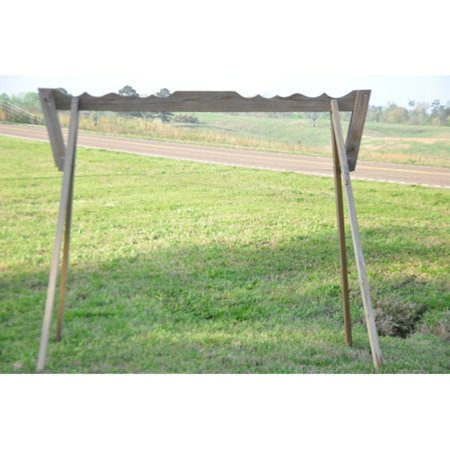 Beecham Swing Co. Treated A-Frame Wood Swing Stand ()