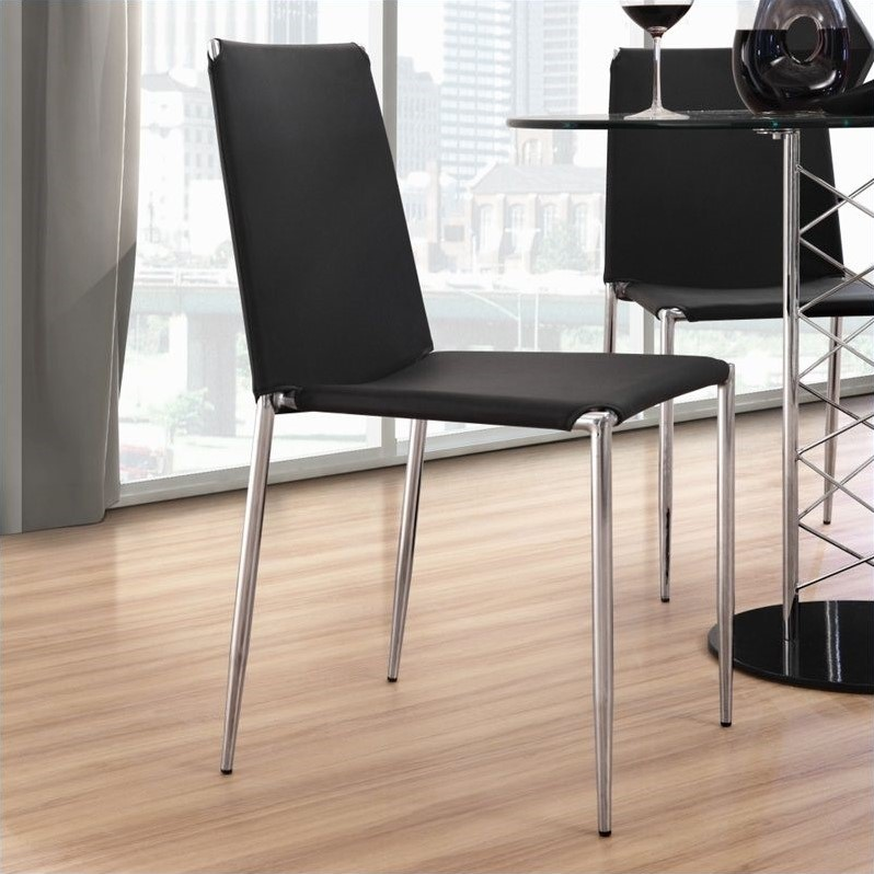 Alex Dining Chair Multiple Colors (Set of 4)