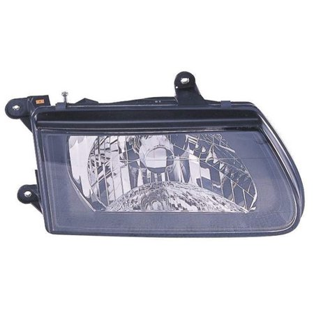 Go-Parts » 2001 - 2002 Isuzu Rodeo Sport Front Headlight Headlamp Assembly  Front Housing / Lens / Cover - Right (Passenger) Side 8-97208-428-3