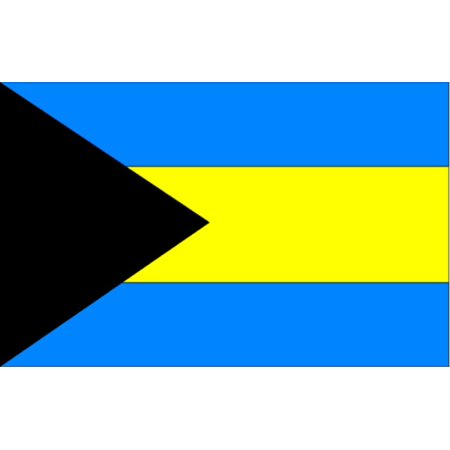 3x5 Bahamas Flag Country Banner Caribbean Island Pennant New