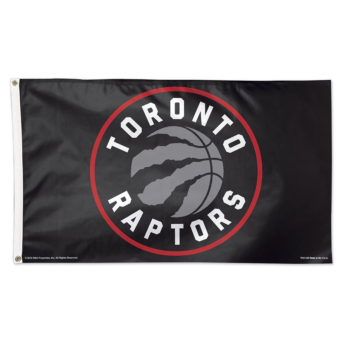 Toronto Raptors NBA Flag