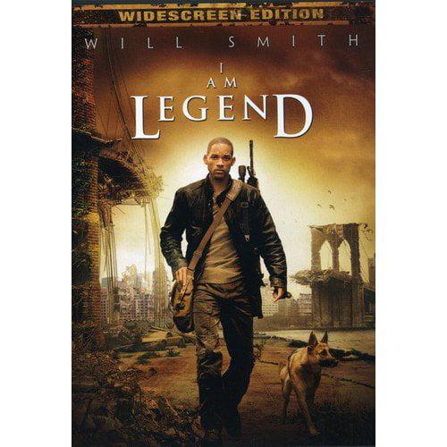 I Am Legend (Widescreen)